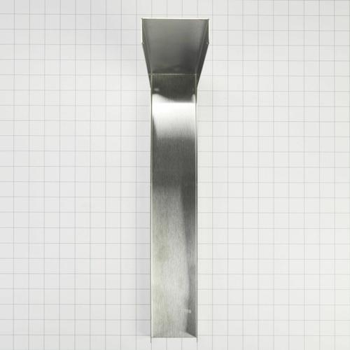 KitchenAid - Over-The-Range Microwave Trim Kit - Stainless Steel