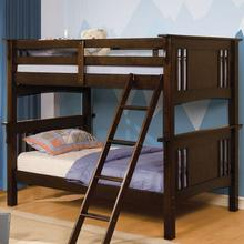 See Details - Spring Creek Twin/twin Bunk Bed