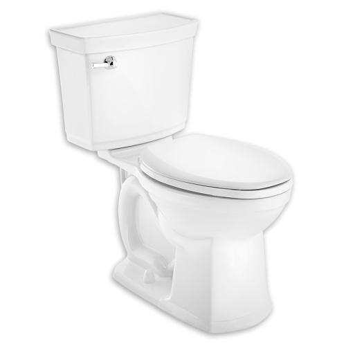 American Standard - Ultima VorMax High Efficient Right Height Elongated Complete Toilet  American Standard - White