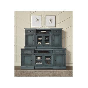 Gallery - 60 Inch Console - Aged Blue Finish
