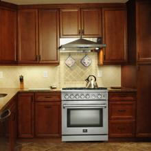 """View Product - Lseo - Professional 30"""" Freestanding Gas Range"""