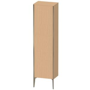 Tall Cabinet Floorstanding, Brushed Oak (real Wood Veneer)