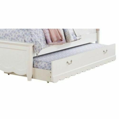 ACME Cecilie Trundle (Twin) - 30308 - White
