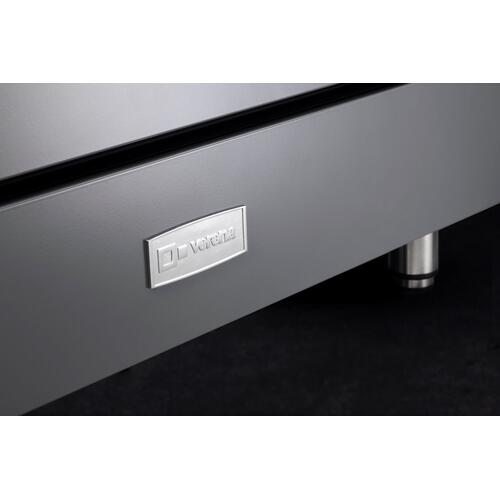 "Slate Gray 36"" Dual Fuel - Designer Series"