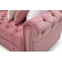 See Details - Fillmore Sectional, Pink