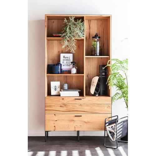 VIG Furniture - Modrest Fagan - Rustic Oak Bookcase