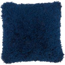 """Kathy Ireland Pillow Tl208 Navy 20"""" X 20"""" Throw Pillow"""