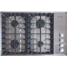 "30"" Four Burner, Gas Drop-in Cooktop"