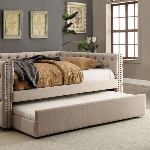 Furniture of America - Suzanne Trundle