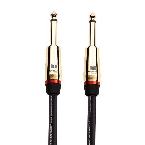 Monster Cable - Monster Prolink Rock Instrument Cable - 12 ft - St