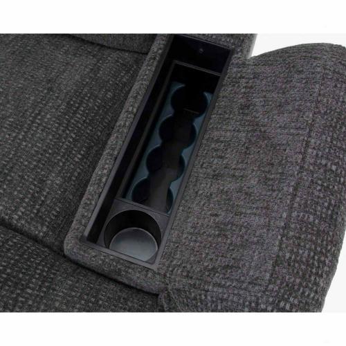 5598 Clayton Fabric Recliner