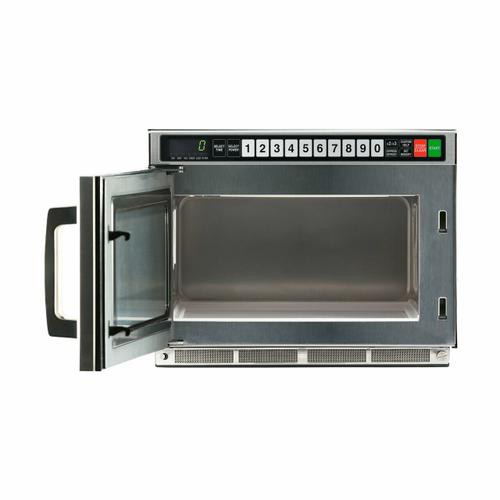 Sharp - Sharp TwinTouch 1200 Watt Commercial Microwave Oven with Dual TouchPads