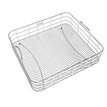 """See Details - Elkay Stainless Steel 19"""" x 17"""" x 7"""" Rinsing Basket"""