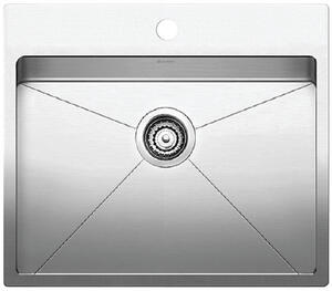 Quatrus® R15 Laundry Sink - Satin Polished Finish Product Image