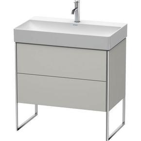 Vanity Unit Floorstanding, For Durasquare # 235380concrete Gray Matte (decor)