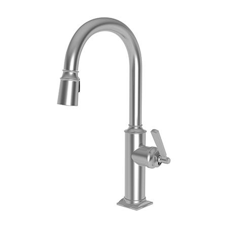 Newport Brass - Stainless Steel - PVD Pull-down Kitchen Faucet