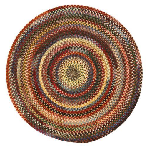 """Capel Rugs - Cambridge Multi - Concentric Rectangle - 20"""" x 30"""""""