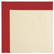 Creative Concepts-Sugar Mtn. Canvas Jockey Red Machine Tufted Rugs