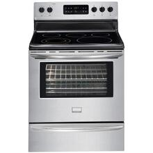 """See Details - ACT FAST-WON'T LAST - $200 OFF THIS BRAND NEW FULLY WARRANTEED FLOOR MODEL / Frigidaire Gallery 30"""" Freestanding Electric Range"""