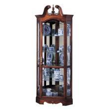 See Details - Howard Miller Berkshire Curio Cabinet 680205
