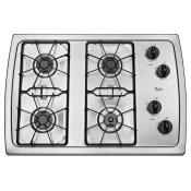 30-inch Gas Cooktop with 5,000 BTU AccuSimmer® Burner Stainless Steel