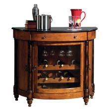 See Details - 695-016 Merlot Valley Wine & Bar Console