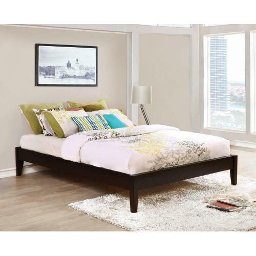 Coaster - Hounslow Cappuccino Full Platform Bed