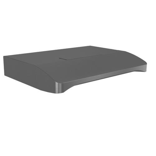 Broan - Broan® Elite 36-Inch Convertible Under-Cabinet Range Hood, Black Stainless Steel