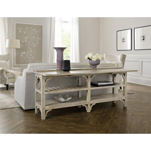 Living Room Repose Flip Top Console Table
