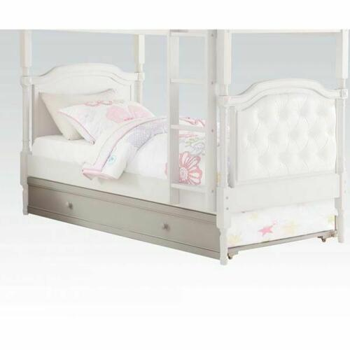 ACME Pearlie Trundle (Twin) - 37693 - Antique Gray