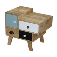 See Details - Nightstand - Natural/Multi Finish