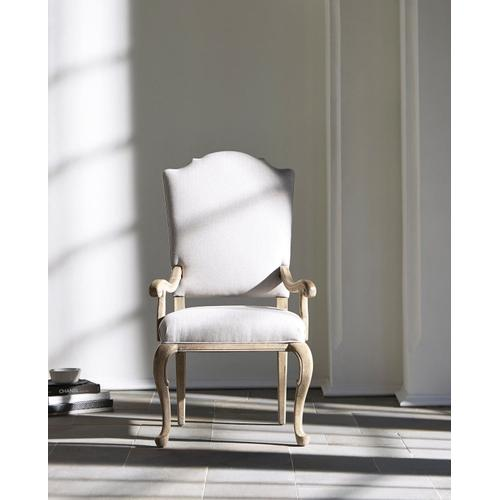 Villa Toscana Host Arm Chair in Criollo (302)