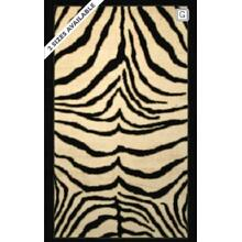 See Details - Zebra Safari Rug (Large)