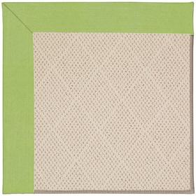 """Creative Concepts-White Wicker Canvas Parrot - Rectangle - 24"""" x 36"""""""