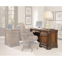 Home Office Brookhaven Right Pedestal Return Product Image