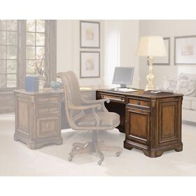 Home Office Brookhaven Right Pedestal Return