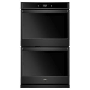 Whirlpool8.6 cu. ft. Smart Double Wall Oven with Touchscreen Black