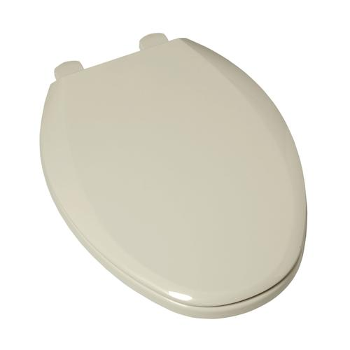 American Standard - Value Pack of Five: Easy Lift and Clean Elongated Toilet Seats - Linen