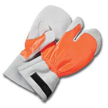 View Product - These chainsaw protective mitts deliver protection and comfort without compromising the dexterity you need.
