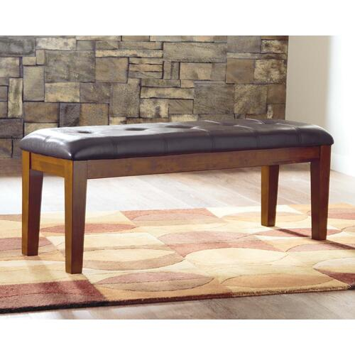 Large Upholstered Dining Room Bench