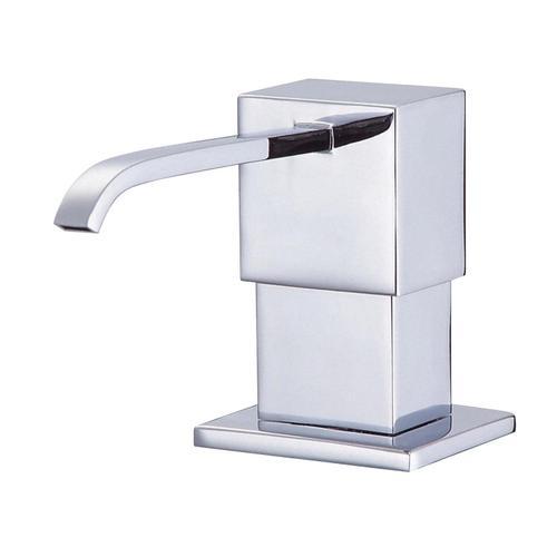 Chrome Sirius® Soap & Lotion Dispenser