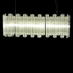 Octavious Rectangular 6 Light Chandelier