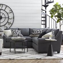 American Casual Ellery Small L-Shaped Sectional