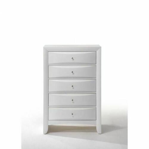 ACME Ireland Chest - 21707 - White