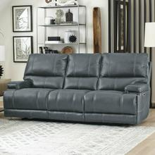See Details - WHITMAN - VERONA AZURE - Powered By FreeMotion Power Cordless Sofa