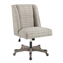 Draper Office Chair Metal