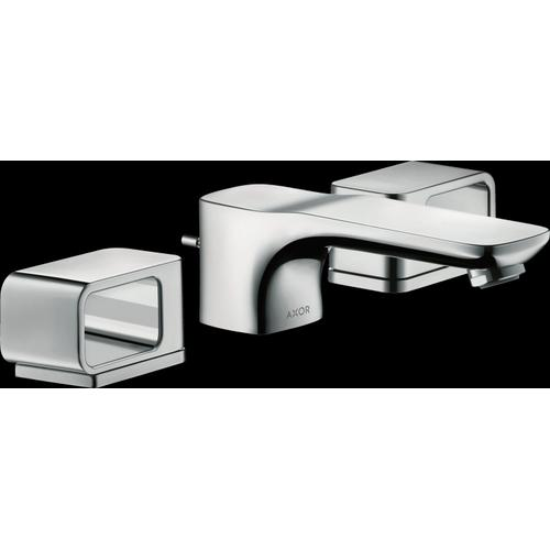 AXOR - Chrome Widespread Faucet 50 with Pop-Up Drain, 1.2 GPM