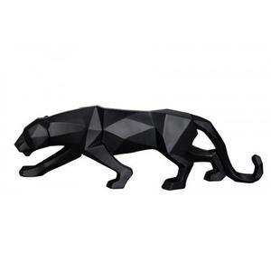 Geometric Decorative Panther