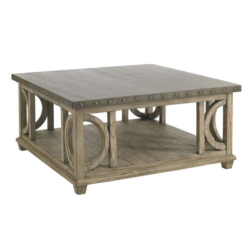 Lexington Furniture - Wyatt Cocktail Table