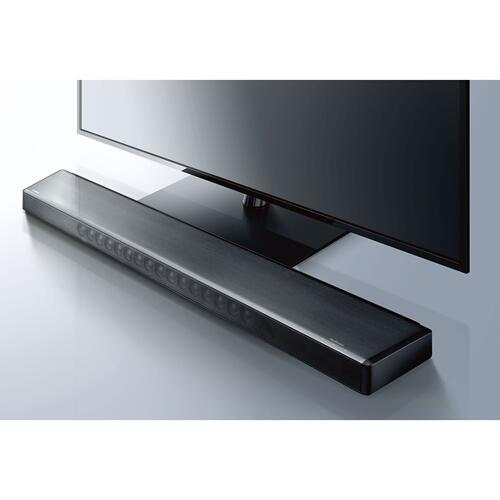 YSP-2700 Black MusicCast Sound Bar with Wireless Subwoofer